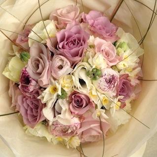 Bespoke floral arrangements