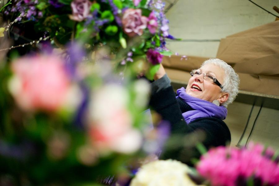 Sue Pritchard Floral Designer